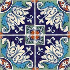 Romanesco 4 Terra Nova Hacienda Ceramic Tile