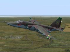 Su-25 Ukraine AF