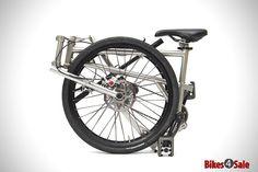 Helix Foldable Bike