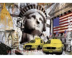 Puzzle Ravensburger Impresiones de Nueva York de 9000 Piezas