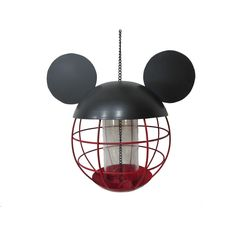 Celebrate Spring With This Mickey Mouse Bird Feeder!