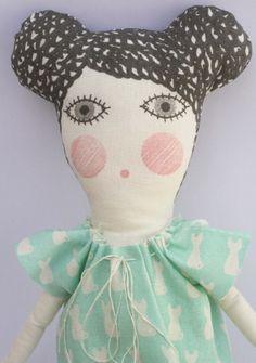 Severina Kids' organic cotton doll