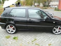 1995 VW GOLF MK3 TDI GTI DIESEL 3DR - LHD - RARE - A/C  Thamesmead Picture 2