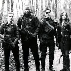 Arrow - Suicide Squad