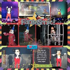 Fantasmic - Page 5 - MouseScrappers.com
