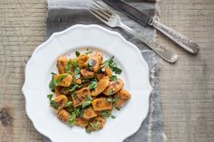 This sweet potato gnocchi is the dream and it proves that gluten free food can taste insane!