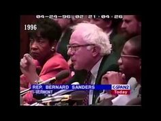 Bernie Sanders - Then and Now - 1985-2015 | Published on Aug 25, 2015 | https://youtu.be/zyXrIN9QEr0 | This video shows a timeline of consistency in regards to Bernie Sanders over the years.