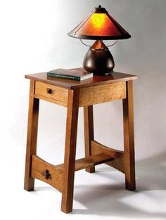 Lost Stickley Mission Style Table by NewMissionWorkshop on Etsy, $450.00