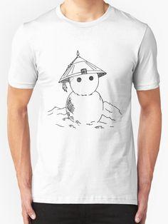 """Cute Asian Snowman"" T-Shirts & Hoodies by Rebellion-10   Redbubble"