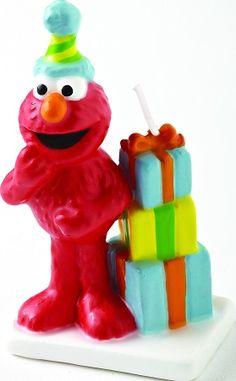 Sesame Street Elmo Number 2 Birthday Cake Candle 2nd Birthday