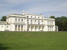 Gunnersbury Park, Manor house near London. Filmed in a scene from the movie 'Notting Hill'.