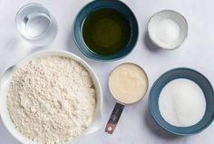 Potato Flake Sourdough Starter and Bread Recipe Sourdough Starter Recipe With Potato Flakes, Sourdough Bread Starter, No Yeast Bread, Potato Recipes, Bread Recipes, Potato Appetizers, Instant Potatoes, Food Ideas, Pizza