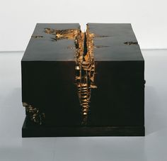 elegantiaearbiter: The Cube, by Arnaldo Pomodoro, Fondazione Arnaldo Pomodoro, Milan.