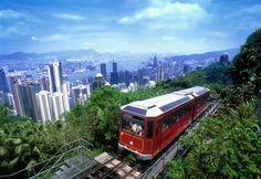Peak Tram HK