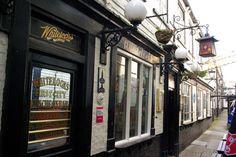Leeds Restaurants, Leeds Bars, Leeds England, Leeds City, Old Pub, West Yorkshire, Rooftop Bar, Places To Go, Architecture