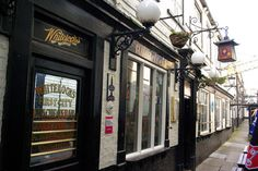 And the best hidden treasure in the city: Whitelock's Ale House | 23 Places In Leeds You Must Visit Before You Die