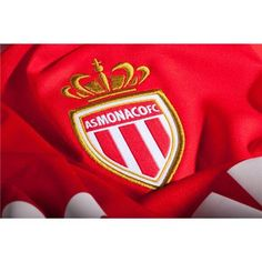 As monaco 17 18 home soccer jersey personalized 77c48418c