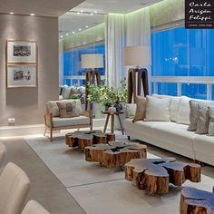 Home Interior, Luxury Interior, Modern Interior, Interior Design, Rustic Furniture, Cool Furniture, Wooden Cafe, Creative Home, Modern House Design