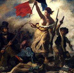 La Francia, il burkini, e la Marianna a seno nudo. Storia di una polemica.