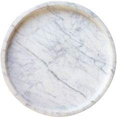 Caravan Marble Petite Round Tray (200 AED) ❤ liked on Polyvore featuring home, kitchen & dining, serveware, filler, round marble tray, marble trays, circular tray and round tray