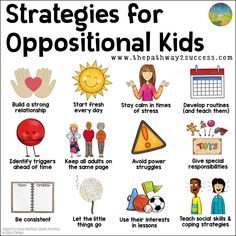 The ultimate list for educators and parents to help with kids and teens with oppositional, defiant and challenging behaviors. Social Skills Lessons, Coping Skills, Teaching Social Skills, Social Skills For Kids, Social Skills Activities, Health Activities, Teaching Biology, Writing Activities, Conscious Discipline