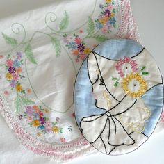 sweet vintage linens | Flickr - Photo Sharing!