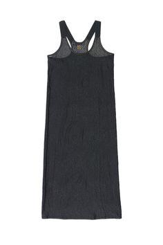 Snakeskin mesh racer-back slip with wide elastic shoulder straps. Signature gold cat metal label in the front.   Soonik Snakeskin Slip by Kriss Soonik. Clothing - Lingerie & Sleepwear Canada