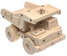 The Home Depot Wood Vehicle Kit - Dump Truck