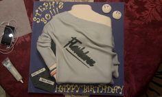 Flashdance themed cake!