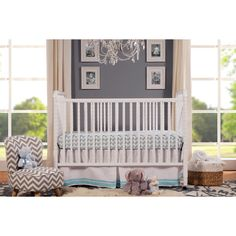 DaVinci Jenny Lind 3-in-1 Convertible Crib | Overstock.com Shopping - The Best Deals on Cribs