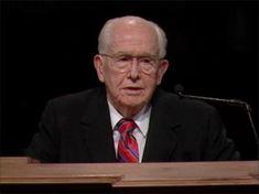 """Come unto Christ"" - Ezra Taft Benson - 1987 - Names of Christ Lesson 6"