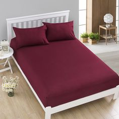 Find More Sheet Information About Warm Christmas Euro Style 1pc Fitted Sheet  Solid Color Bed Sheet Mattress Cover Wholesale,High Quality Sheets Egyptian  ...