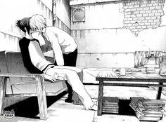 Tags: Anime, Scan, Manga Page, No.6, Nezumi (No.6)