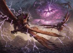 It's Raining Dragons | MAGIC: THE GATHERING