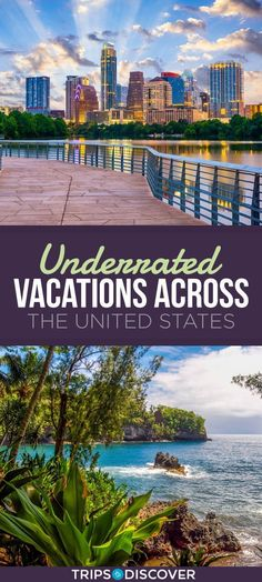 12 Underrated Vacation Spots in The U. That Are Worth The .- 12 Underrated Vacation Spots in The U. That Are Worth The Trip 12 Underrated Vacation Destinations Across the US - Vacations In The Us, Romantic Vacations, Best Vacations, Romantic Travel, Romantic Getaways, Cheap Beach Vacations Usa, Us Family Vacations, Affordable Family Vacations, Gardens