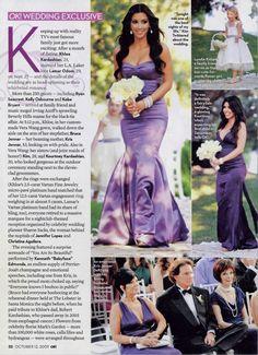 Khloe Lamar Odom OK! Wedding 11