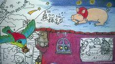 Yhdeksäs luukku - Tarinatädin Joulukalenteri