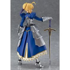 Product Name : Saber Figma Series : Fate/Stay Night Manufacturer : Max Factory Specifications : Painted non-scale ABS & PVC articulated figure Height : Approximately Sculptor : Shinji… Comic Manga, Manga Anime, 3d Figures, Action Figures, Cosplay House, Neko, Saber Cosplay, Chibi, Fate/stay Night