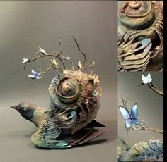 Ellen Jewett Creatures