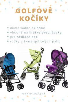 golfovy kocik Baby Strollers, Baby Prams, Prams, Stroller Storage