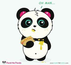 Image result for Pandi the Panda fall