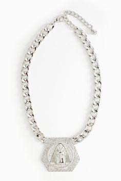 Nasty Gal Pharaoh Necklace