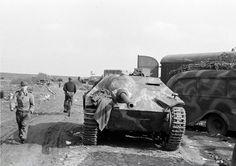 hetzer tank photo hetzer1945maigCALAVERA