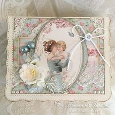 Pion Design's new collection My Dearest Sofia has the most beautiful colors and images that brings a feeling of Summer. Here is a box made from this colllection. Have a lovely day! /Marianne …