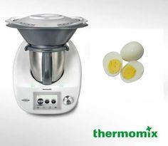 Astuces de cuisson des oeufs avec thermomix. Aujourd'hui , je vais vous faire un récapitulatif de la cuisson des oeufs avec le rebot Thermomix.