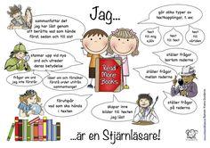 Miniatyrbilde av et Disk-element Math School, Primary School, Reading Skills, Guided Reading, Learn Swedish, Swedish Language, Math For Kids, Teaching Materials, First Grade