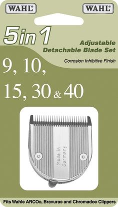 Wahl Professional Animal 5in1 Fine Blade 2179-301 -- Check this awesome product by going to the link at the image.