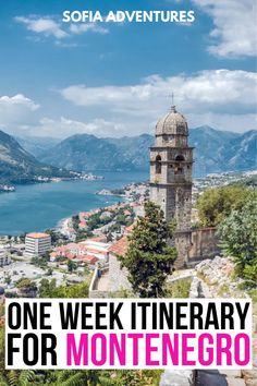 Planning a trip to Montenegro? Here's the perfect Montenegro itinerary to spend the perfect week in Montenegro! one week Montenegro itinerary | 1 week in montenegro | things to do in montenegro | one week in kotor montenegro | one week in budva montenegro | kotor itinerary | budva itinerary | podgorica montenegro | bay of kotor things to do | montenegro trip ideas | montenegro travel ideas | montenegro travel tips | montenegro tips | montenegro beach | montenegro beach vacation | montenegro…