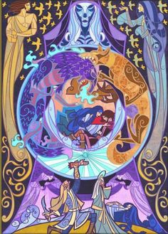 Tale of Luthien Tinuviel and Beren halfhand - Part 3