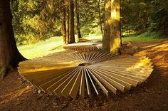 """File:"""" 12 - ITALY - Arte Sella (wood & art in the forest of Italy) Circle.JPG"""